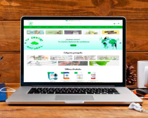 creacion ecommerce productos naturales