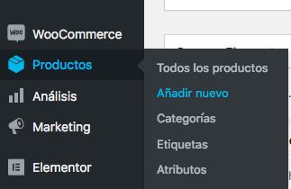 ¿Cómo subir productos a Woocommerce?